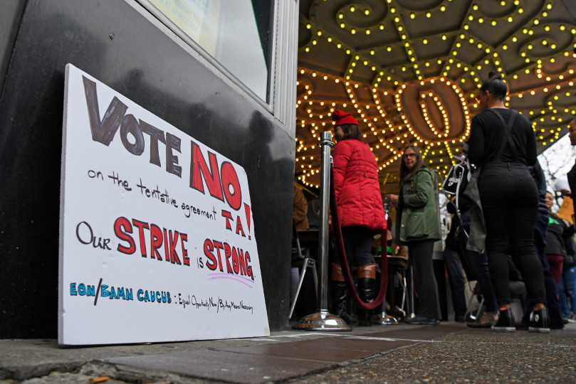 Oakland-Teacher-Strike-ratification-vote-at-Paramount-Theater-030319-by-Jose-Carlos-Fajardo-Bay-Area-News-Group, 'On account of my melanin, I cannot vote to accept this agreement': Reflections of an Oakland Unified School District teacher formerly on strike, Local News & Views