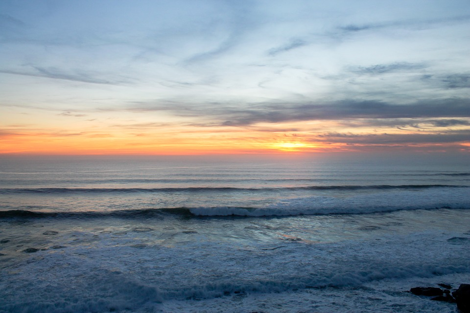 Pacific-Ocean-sunset-1, The future of all life: Indigenous sovereignty and the Fukushima nuclear disaster, World News & Views