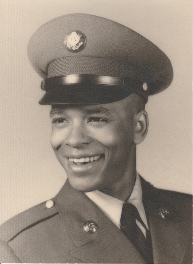 Young-Lafayette-Jamie-Jamerson-in-the-U.S.-Army-web, Lafayette S. Jamerson Jr.: Nov. 22, 1935–Feb. 5, 2019, Culture Currents