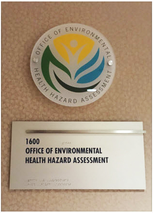 1600-Office-of-Environmental-Health-Hazard-Assessment-sign, Advancing environmental public health through implementation of a Biomonitoring Program at the Hunters Point Shipyard, a federal Superfund site, Local News & Views
