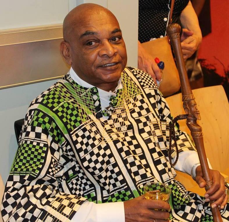 Abdul-Kenyatta, Art and the African Diaspora: Five SFIAF artists feature Black culture, Culture Currents