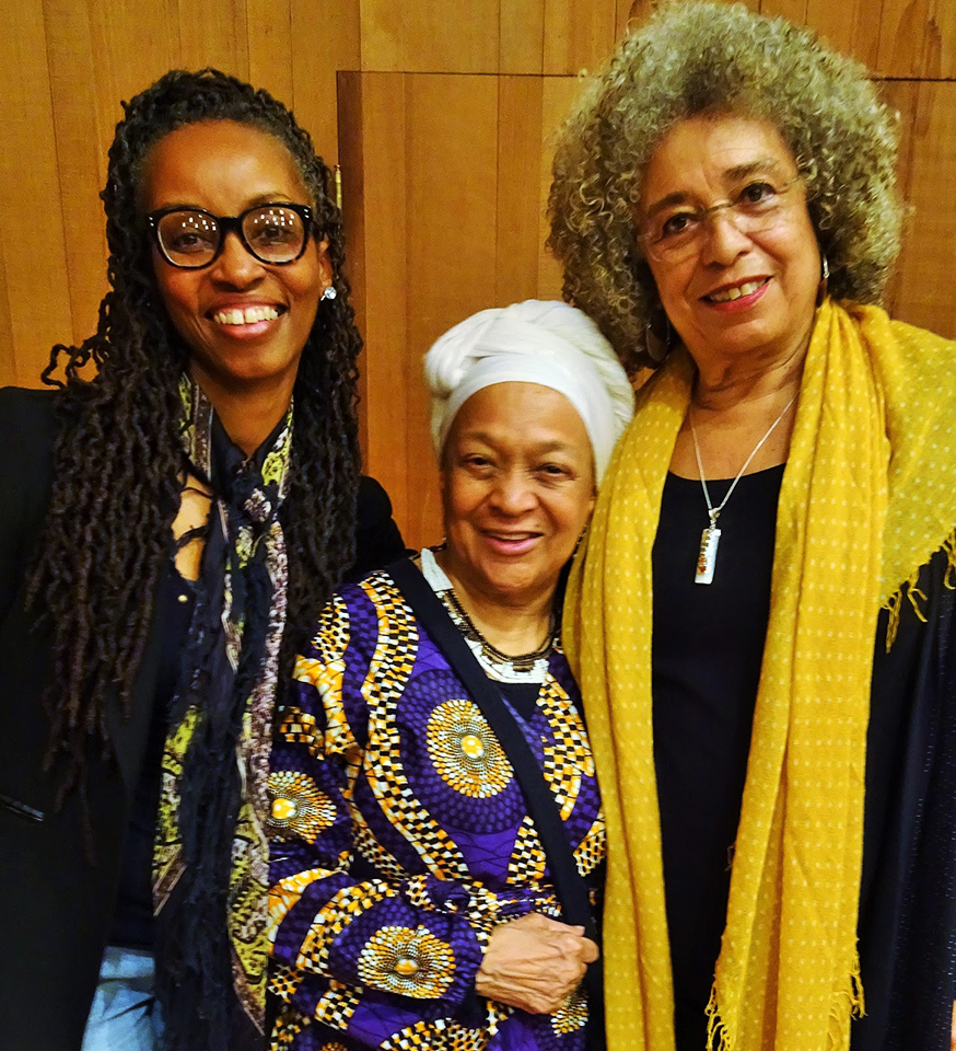 Mumia-Abu-Jamal-Evening-for-Justice-Freedom-Dr.-Ula-Taylor-Pam-Africa-Dr.-Angela-Y.-Davis-040619-by-Wanda, Mumia Abu-Jamal: An Evening for Justice and Freedom unites movement leaders, National News & Views