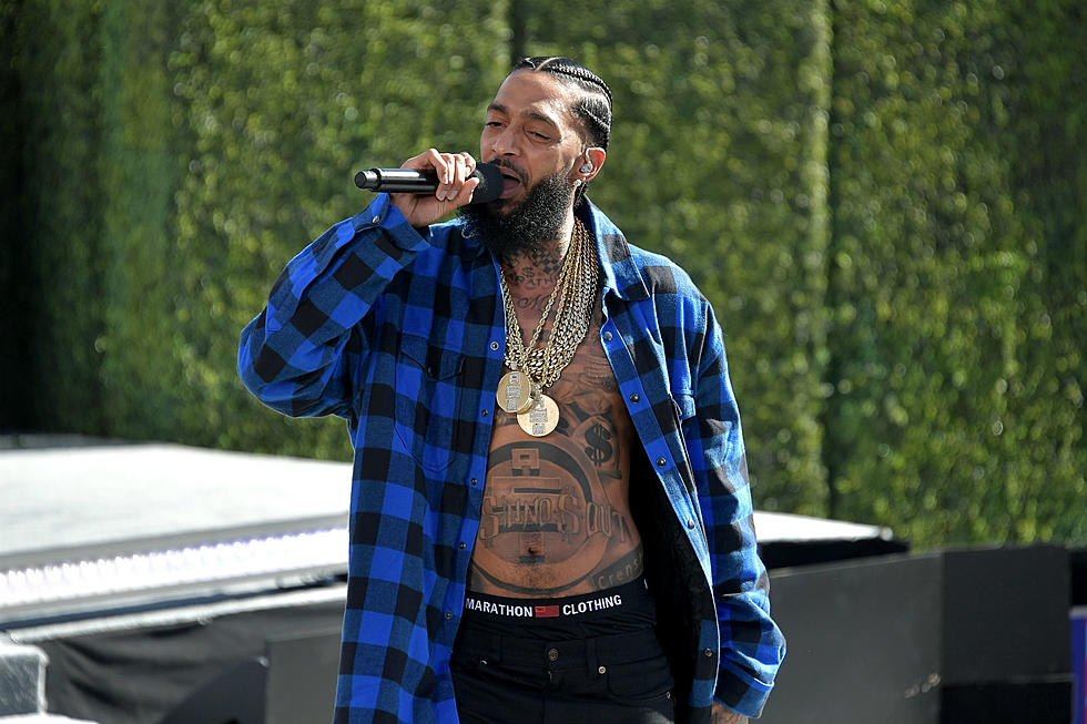 Nipsey-Hussle-performs, Nipsey Hu$$le, a rose from concrete, Culture Currents