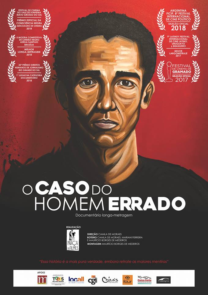 The-Case-of-the-Wrong-Man'-film-poster, In 'The Case of the Wrong Man,' director Camila de Moraes brings to light the genocide of Black Brazilians and the globalization of racism, Culture Currents