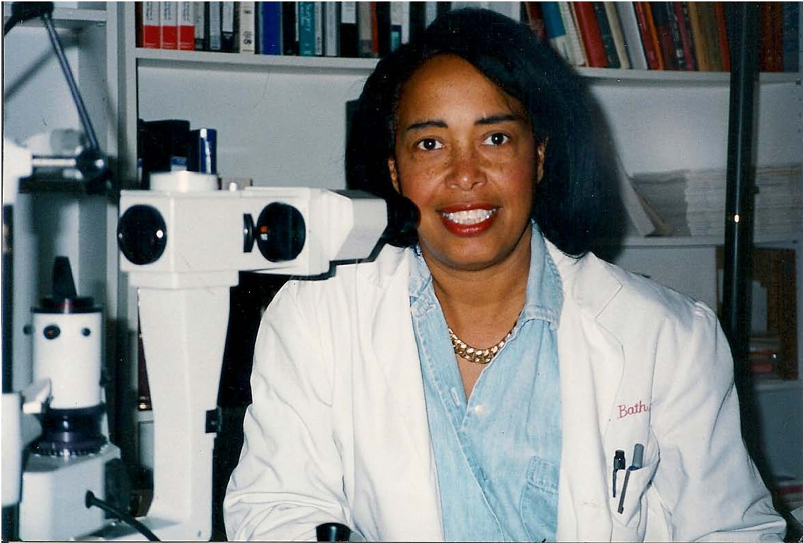 Dr.-Patricia-Bath-by-Scholastic, Act now to save Mumia's eyesight and to demand his release!, Behind Enemy Lines