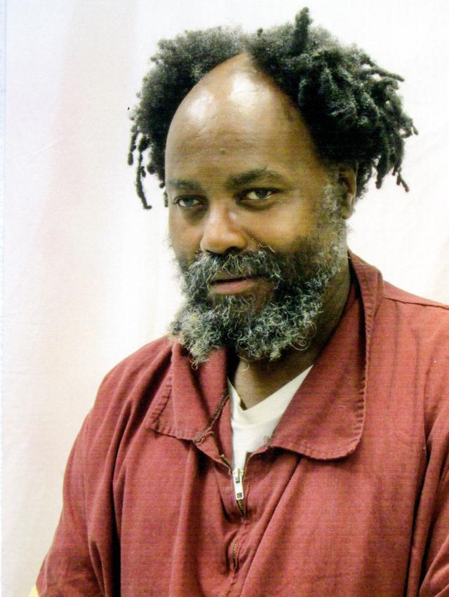 Mumia-Abu-Jamal-0619, Act now to save Mumia's eyesight and to demand his release!, Behind Enemy Lines