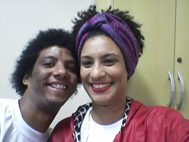 Paulo-Mileno-and-Marielle-Franco, Speak Creole!, World News & Views