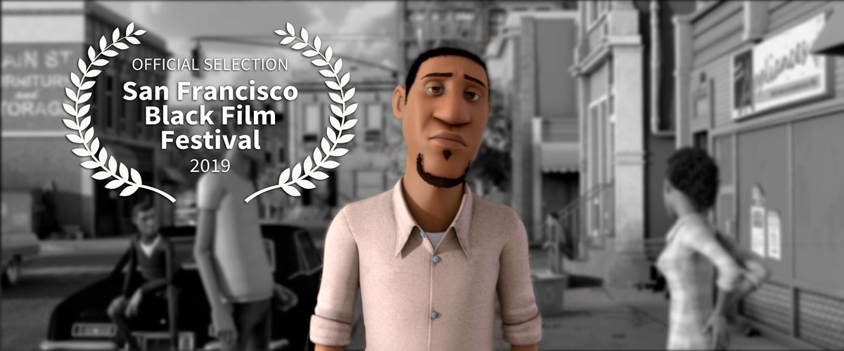 Substance-Official-Selection-SFBFF-2019-promo, 'Substance': Black animator Jamaal Bradley speaks, Culture Currents