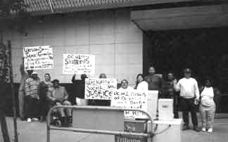 California-Hotel-tenants-sue-landlord-1, 500 very low income tenants face eviction from Oakland's California Hotel, Archives 1976-2008 Local News & Views