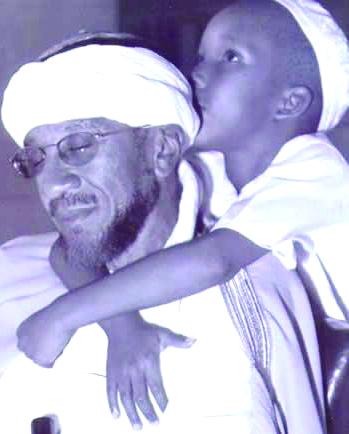 Imam-Jamil-Al-Amin-and-his-son-Kairi, Black, Muslim, freedom fighter: Free Imam Jamil Al-Amin!, Behind Enemy Lines