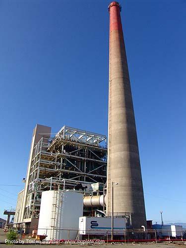 Potrero-power-plant-by-Tristan-Savatier, SF Public Utilities Commission cancels power plant contract, Archives 1976-2008 Local News & Views