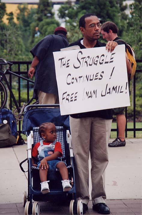 Riyaadah-Conference-rally-The-struggle-continues-Free-Imam-Jamil-CNN-Center-Atlanta-0725-2819-by-Adrian-Coleman-Tyler, Black, Muslim, freedom fighter: Free Imam Jamil Al-Amin!, Behind Enemy Lines
