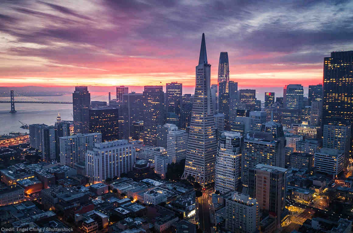 San-Francisco-at-twilight-by-Engel-Chang-Shutterstock, San Francisco Office of Racial Equity created by unanimous vote, Local News & Views