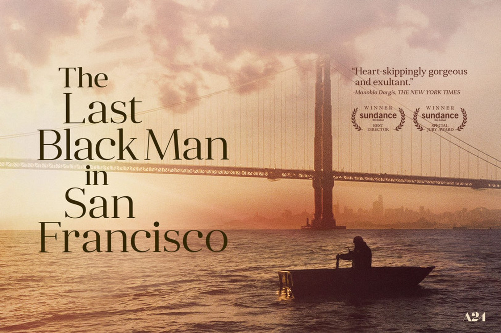 Hit me, Bruh! Thoughts on 'The Last Black Man in San Francisco'