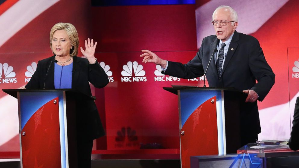 Clinton-Sanders-debate-2016, Election interference: 2016 paper trails suggest fraud in Democratic primaries, National News & Views