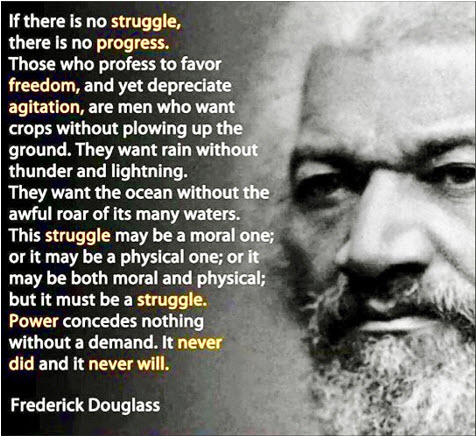 Frederick-Douglass-meme-If-there-is-no-struggle-there-is-no-progress, Power concedes nothing without a demand: Community demands reinstatement of Hunters Point Shipyard RAB, Local News & Views