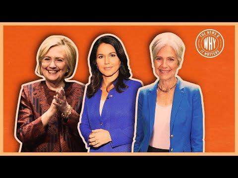 Hillary-Tulsi-Jill, Hillary busts Tulsiasha Gabbardskaya and Jillia Steinakanova: What could go wrong?, National News & Views