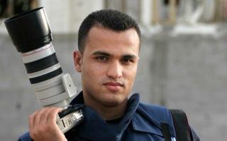 mohammed-omer, Israeli political cops beat prize-winning Gazan journalist, Archives 1976-2008 World News & Views