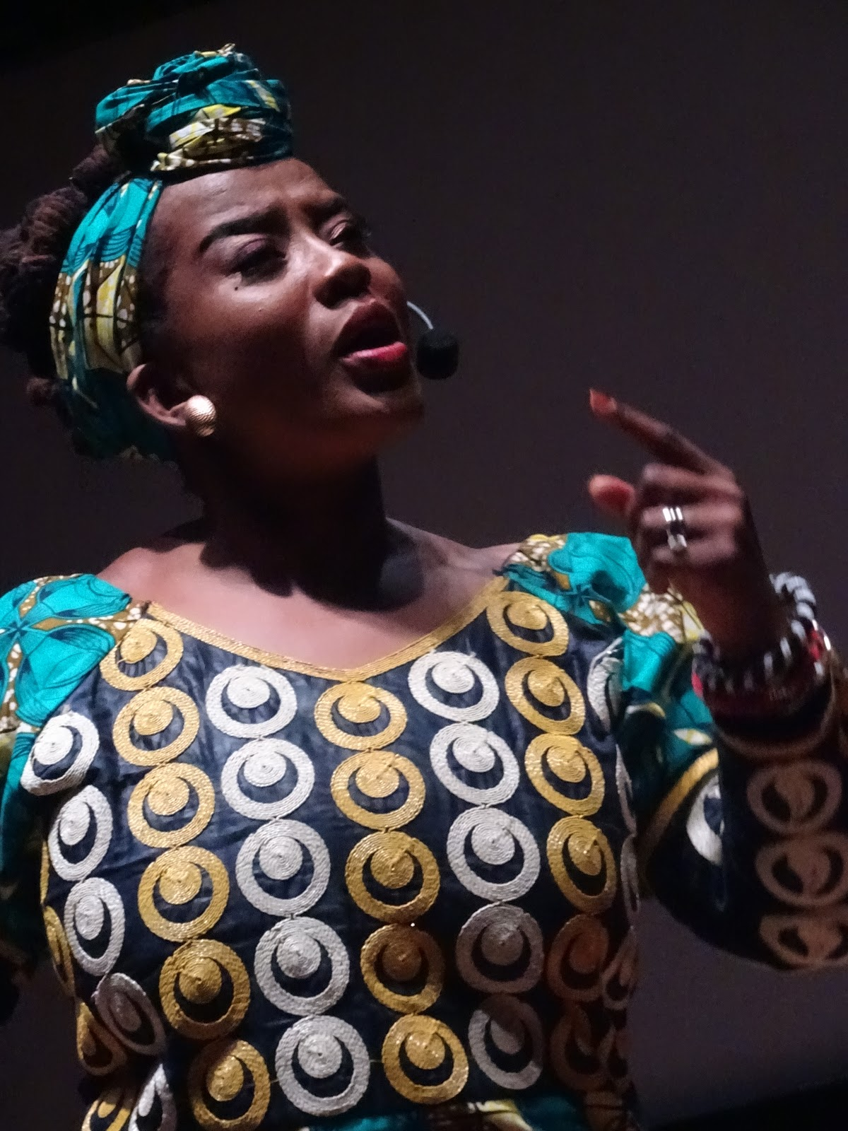 Anna-Mwalagho-by-Wanda, The Barbara Lee and Elihu Harris Lecture Series presents Anna Mwalagho's 'Never Thought I Was Black Till I Came to America', Culture Currents