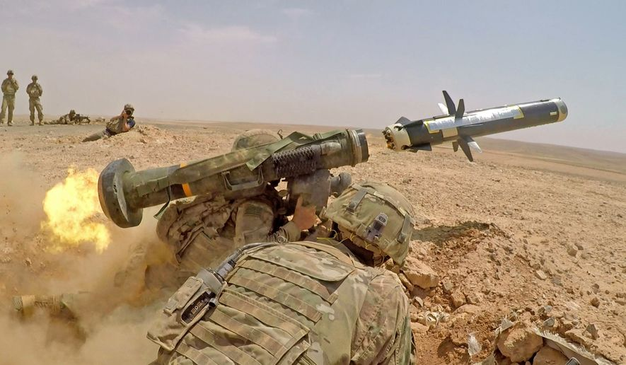 Javelin-missile, Donald in the Donbass, Biden in the crossfire, World News & Views