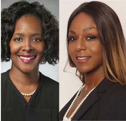 Superior-Court-Judges-Terrie-E.-Roberts-and-Tricia-J.-Taylor, Poetic justices: Two Black women appointed to California Superior Court judgeships, Local News & Views