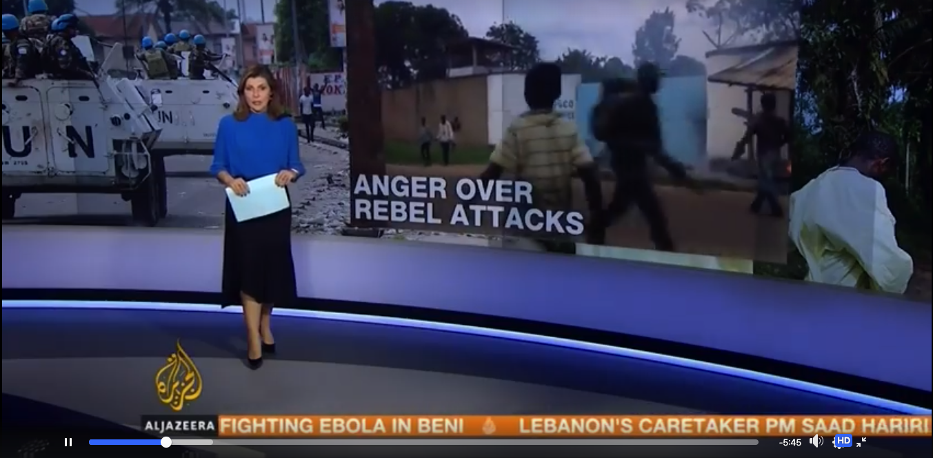 Aljazeera-broadcaster-asked-why-call-Rwandan-Ugandan-plunderers-'rebels'-when-they-are-not-Congolese, Congo: Millions die while the UN keeps the peace, Featured World News & Views