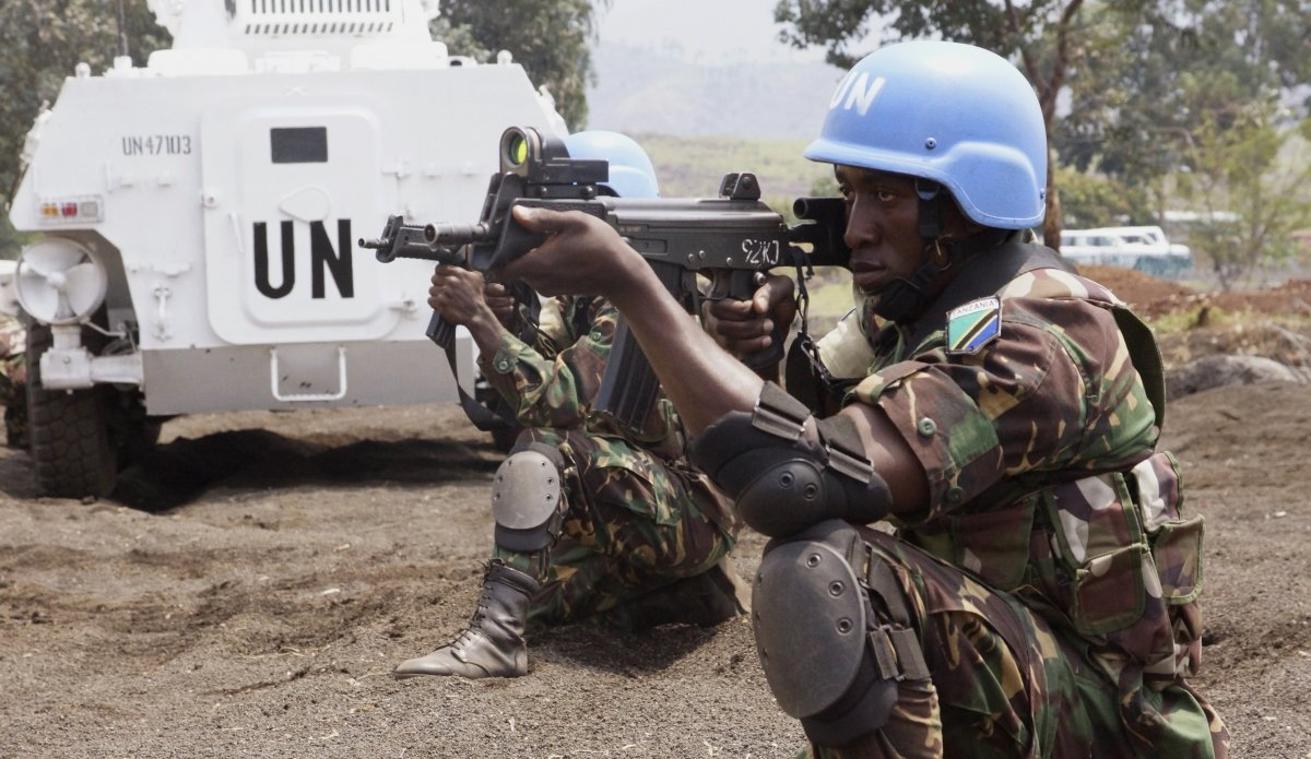 MONUSCO-peacekeepers-in-Congo-1, Should UN peacekeepers leave the Democratic Republic of Congo?, World News & Views