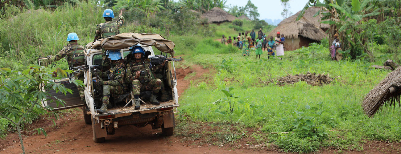 MONUSCO-peacekeepers-in-Congo-4, Should UN peacekeepers leave the Democratic Republic of Congo?, World News & Views