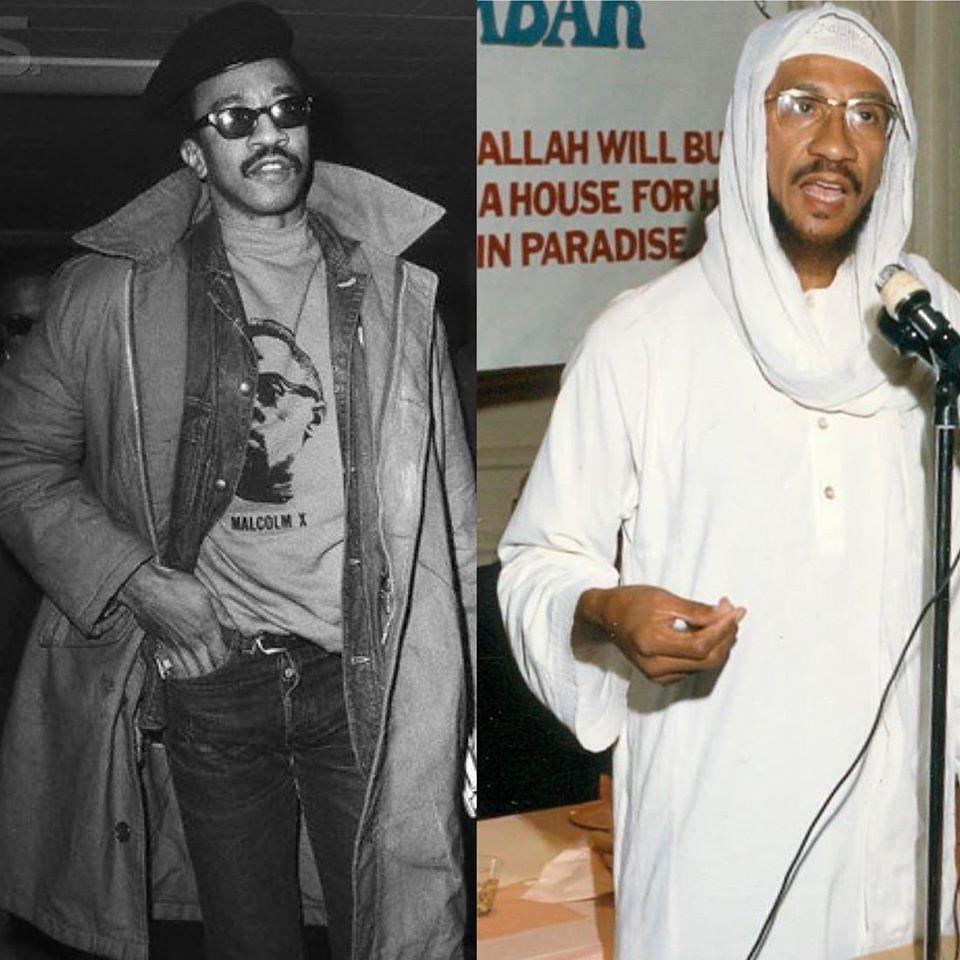 H.-Rap-Brown-to-Imam-Jamil-composite, Imam Jamil Al-Amin denied cataract surgery – Call Bureau of Prisons, Behind Enemy Lines