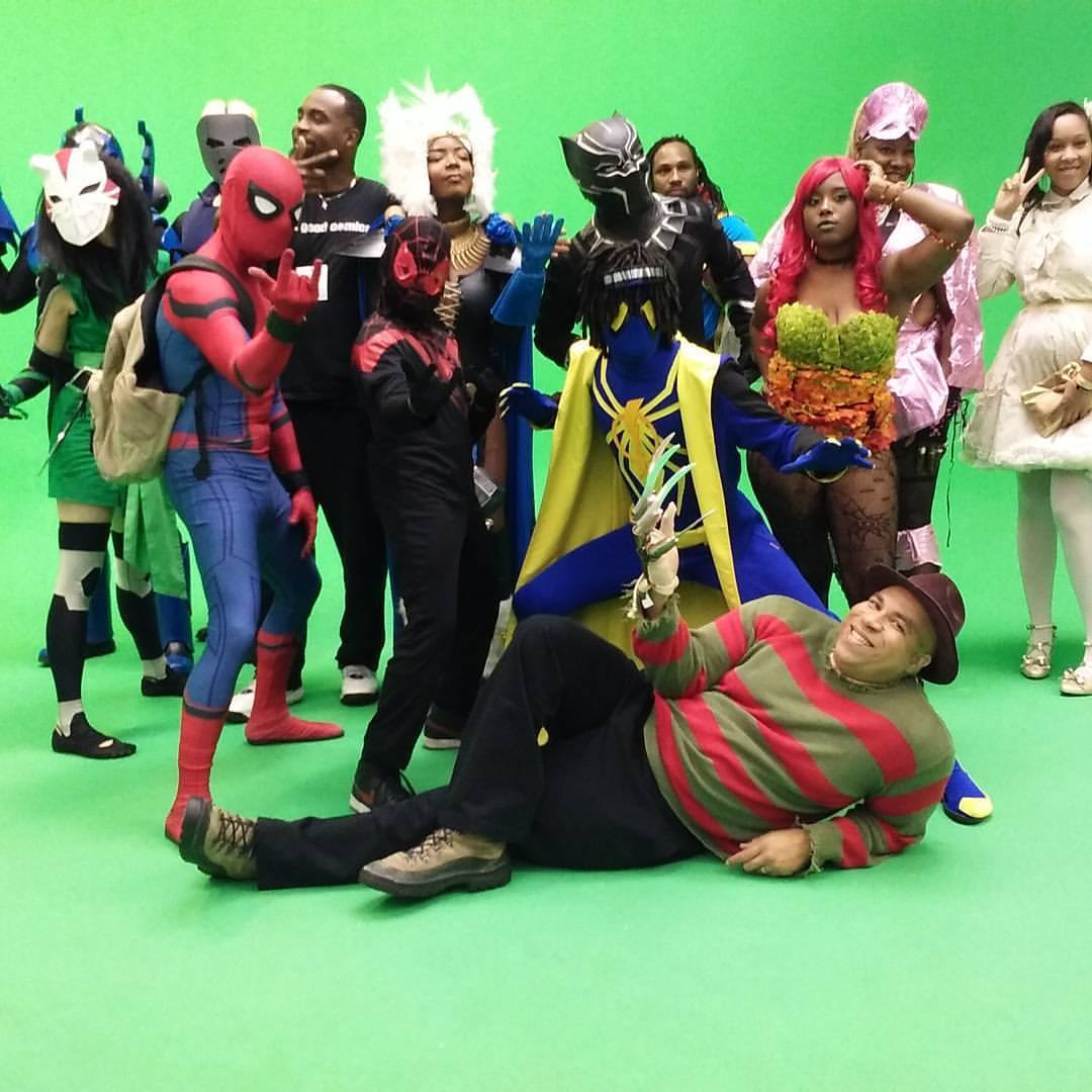 Cosplay-at-1st-annual-AFCC-1, AfroComicCon does the Black comic book convention Bay Area style, Culture Currents