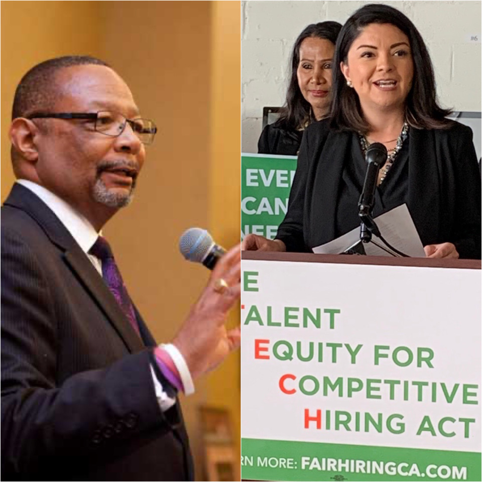 Assemblymember-Reggie-Jones-Sawyer-and-Sen.-Lena-Gonzalez-introduce-TECH-Act-0220-by-California-Black-Media, New California bill aims to eliminate racial and other biases in hiring, Local News & Views
