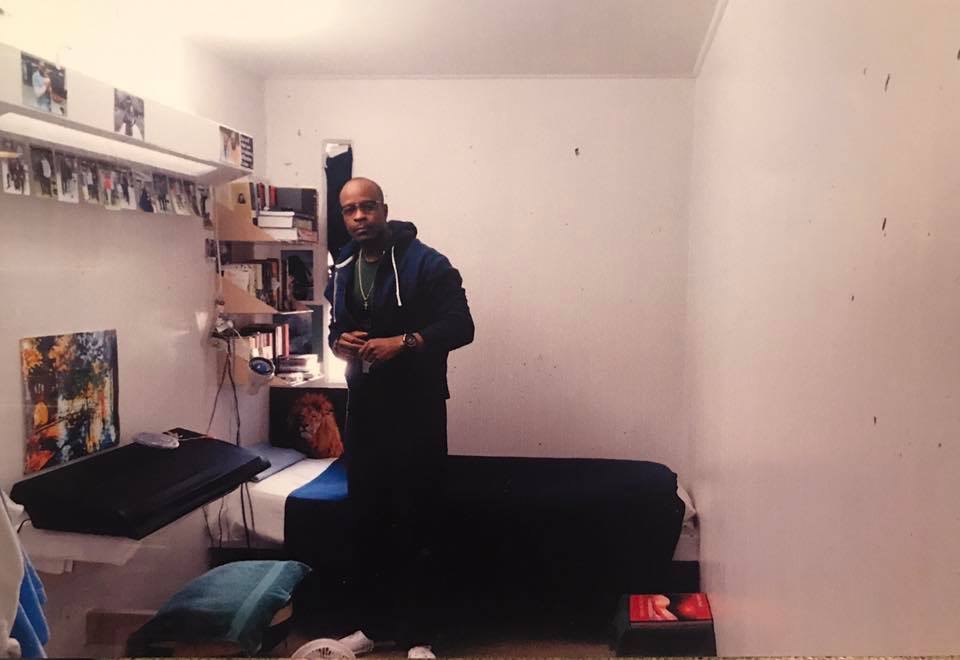Bomani-Shakur-at-home-2020-in-his-cell-1, Bomani Shakur's life matters, Behind Enemy Lines