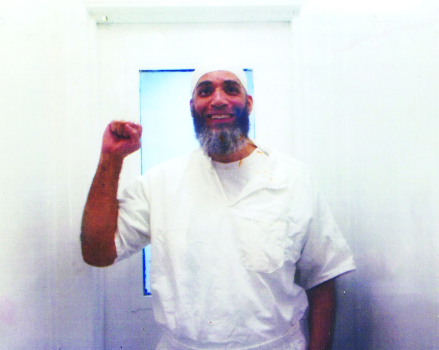 Comrade-Malik-in-TDCJ-2019-1400x1117, COVID-19 test kits needed for Federal Bureau of Prisons now! Screening is not testing., Behind Enemy Lines