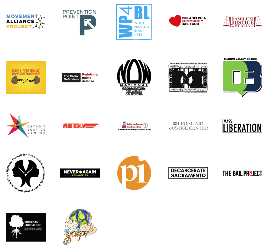 Humane-Outbreak-Response-sponsor-logos-2, Humanity not cages: Demanding a just and humane response to outbreak, Behind Enemy Lines