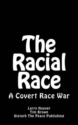 The-Racial-Race-by-Timothy-Demitri-Brown-cover, World's most corrupt judicial system, Behind Enemy Lines