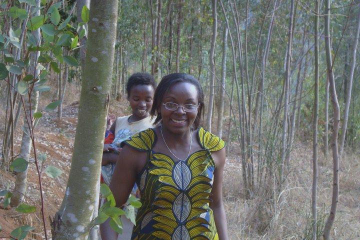 Victoire-walks-in-woods-1010, Victoire Ingabire and International Women's Day, World News & Views