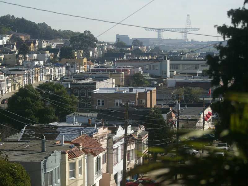 Bayview-Hunters-Point-w-HP-Shipyard-crane-in-background-Police-pollution-choking-lives-in-the-Bayview-080316-by-Cindy-Chew-SF-Examiner, Perfect storm: First wave of the COVID-19 pandemic crashes in Southeast San Francisco, Local News & Views