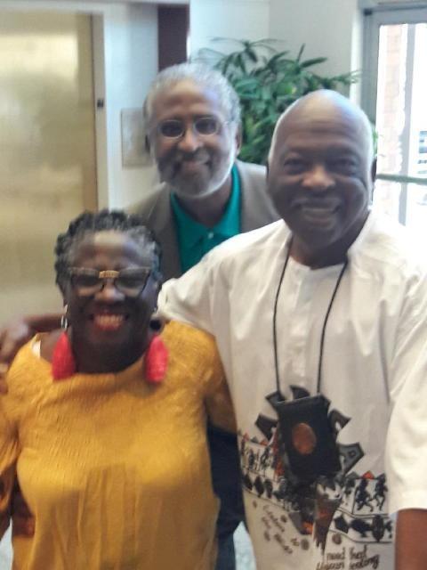 Drs.-Josefus-Brenda-Williams-cousin-Willie-Mack-Thompson-1, Black doctor: 'I'm COVID-19 positive', National News & Views