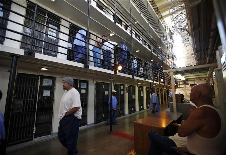 San-Quentin-Californias-oldest-prison-general-population-060812-by-Lucy-Nicholson-Reuters, Asymmetrical tactics for surviving the pandemic at the Q, Behind Enemy Lines