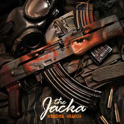The-Jacka-Murder-Weapon-CD-cover-front, Manager PK discusses the Jacka's new album, 'Murder Weapon', Culture Currents
