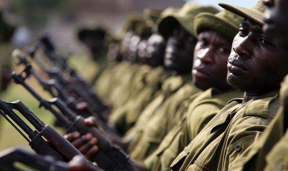 Virunga-National-Park-Congolese-rangers-highly-trained-fighting-force, DRC's Virunga: Park, gorillas and rangers all under attack, World News & Views