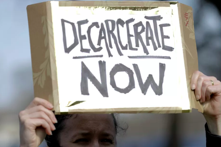 Decarcerate-Now'-protest-outside-Cook-County-Jail-041020-by-Nam-Y.-Huh-AP, Pandemic makes Greensville Correctional Center a potential death trap, Behind Enemy Lines