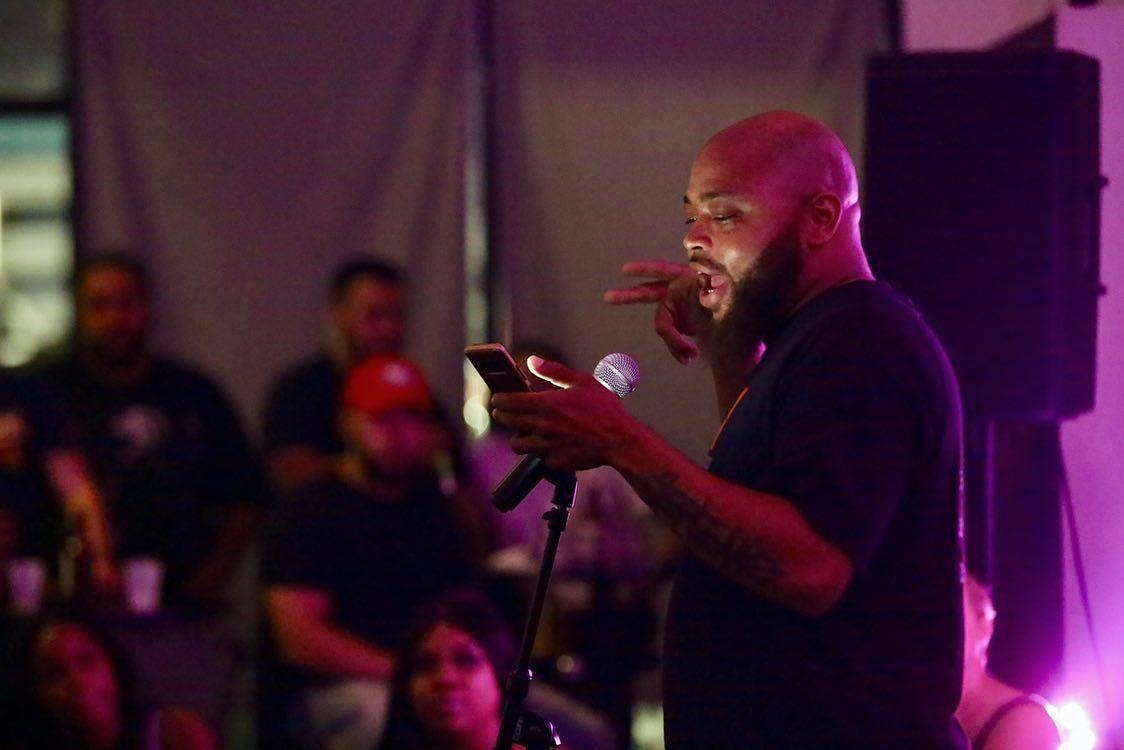 Harold-'Epitome'-Desmond-performs, Was the quarantine good for creativity or nah? Bay Area visual and performing artists speak, Local News & Views