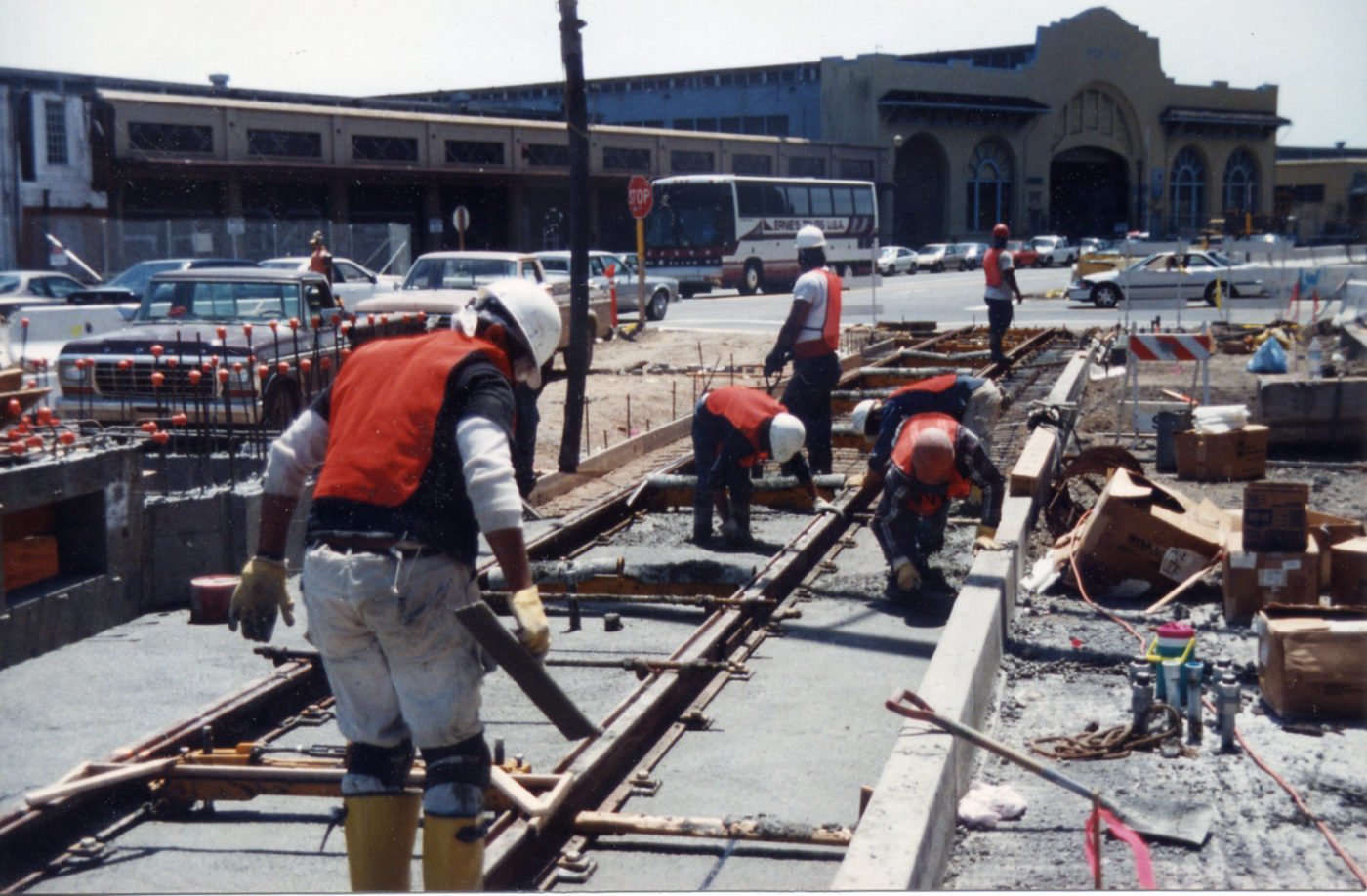Liberty-Builders-Embarcadero-light-rail-1995-1996-1400x918, Out with Prop 209: Black Lawmakers make case for affirmative action in California, Local News & Views