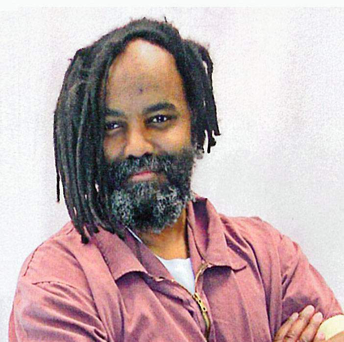 Mumia-Abu-Jamal-cropped, COVID-19 puts Black political prisoners on death row, Behind Enemy Lines