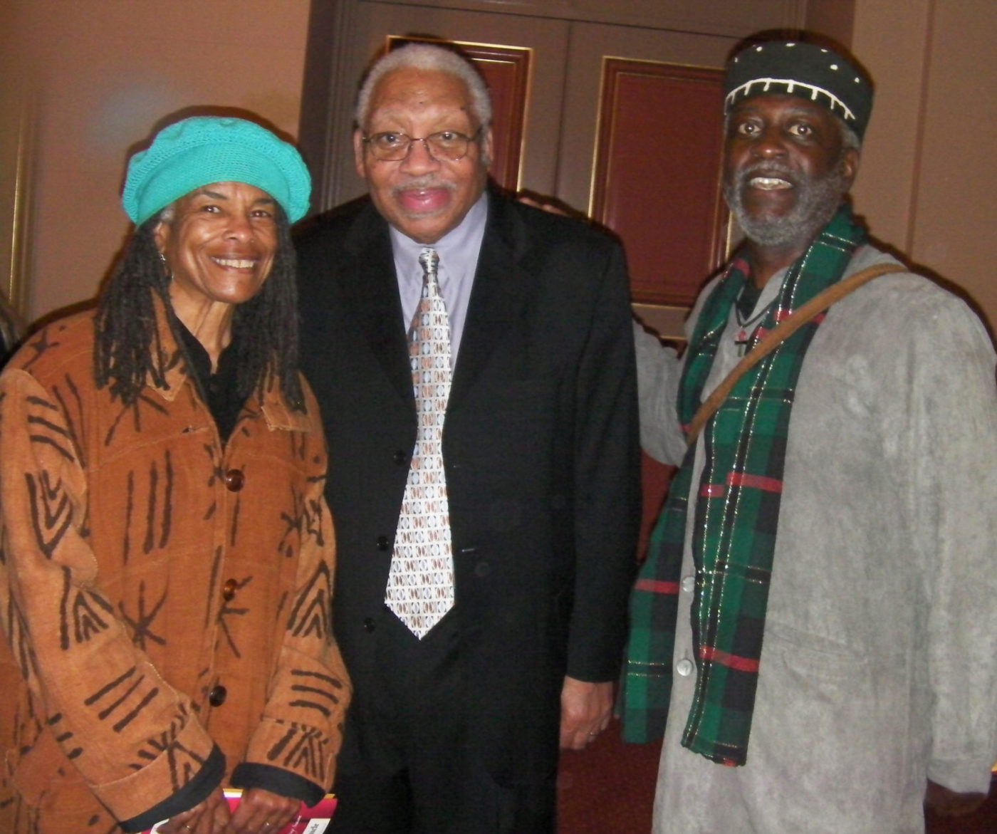 Queen-Mama-Tureeda-Mikell-Ellis-Louis-Marsalis-Jr.-Baba-Jahahara-at-SF-Jazz-by-Baba-Jahahara-1400x1171, WE are the 'eight ball'!, Culture Currents