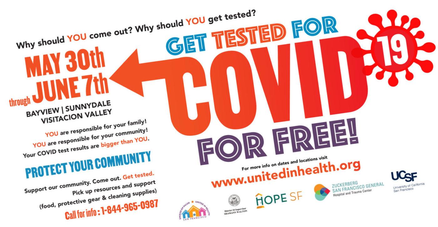 Testing-0620-1400x728, 'United in Health D10' to crush the coronavirus, Local News & Views