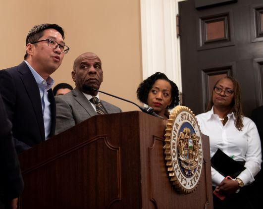 Vincent-Pan-co-executive-director-of-Chinese-for-Affirmative-Action-Sen.-Steven-Bradford-BOE-Chair-Malia-Cohen-Sen.-Holly-Mitchell-launch-campaign-to-return-affirmative-action-031020-Capitol-1, ACA 5 to reinstate affirmative action moves to Appropriations Committee, Local News & Views