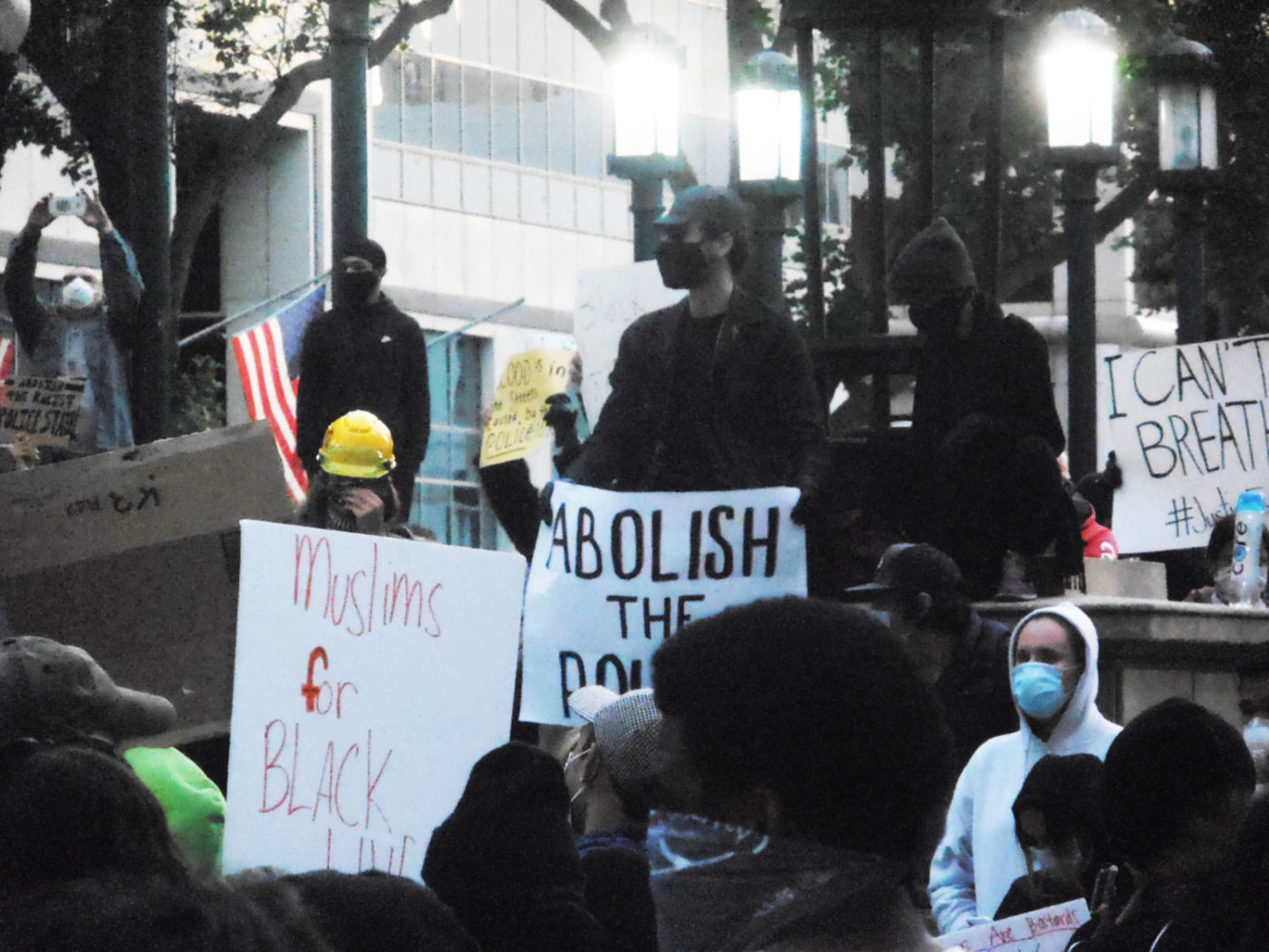 Abolish-the-police-George-Floyd-protest-Oscar-Grant-Plaza-Oakland-052920-by-Jahahara-1400x1050, Advancing African liberation on the daily!, Culture Currents