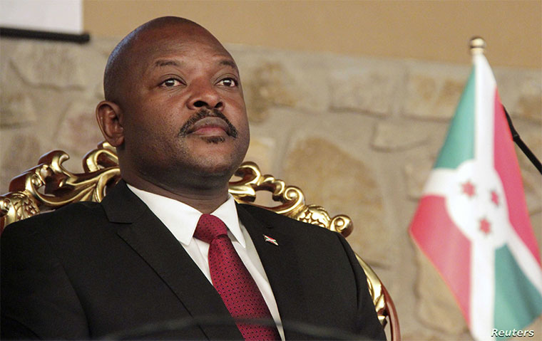 Burundi-President-Pierre-Nkurunziza, Fare thee well, President Nkurunziza, World News & Views